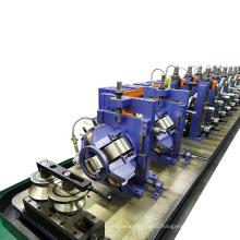 GEI factory price copper aluminum water pipe making machine / tube mill