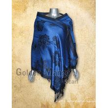 Bufandas de Pashmina de las señoras Viscsoe