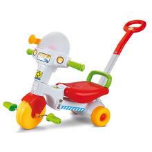 Passeio do miúdo na bicicleta das crianças do brinquedo (h8665053)