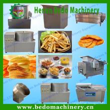 жареные картофельные чипсы/ машина ручки /натуральные картофельные чипсы линия для продажи