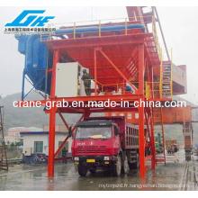 Trémie de dépoussiérage pour déchargement de port de marchandises en vrac (GHE-DTH-100-A)