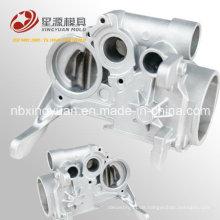 Chinesisch Exportieren Geschickte Fertigung Fein verarbeitete Aluminium Automotive Druckguss-Übertragung