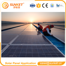 Customized clamp solar panels with cheapest price About