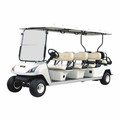 China OEM Customize 8 Sitze Elektro Golf Cart (DG-C6 + 2) mit Ce