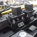 Машина для штамповки и маркировки пластин с ЧПУ