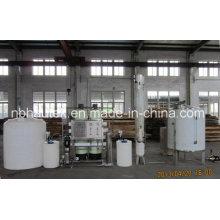 Máquina de tratamento de água RO industrial