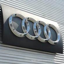 Pièces d'automobile Pièces en métal Accessoires de voiture Lettres de canal 3D
