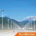 Luz de calle de la energía solar 100W
