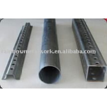 Steel Sign Post Available in U-channel,Square Tube and Round Tube