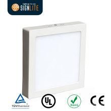 Oberfläche montiert 30 * 30 cm / 300 * 300mm Platz / Runde 24 Watt LED Downlight Panel Licht