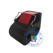Почтовый франкировальный автомат с красными чернилами на ленточном картридже Frama