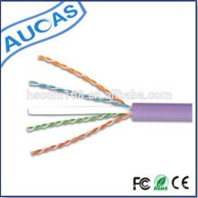 Systimax innen geschirmt UTP cat6 Netzwerkkabel / verdreht 4 Paar 1000ft 305m Ethernet Kabel