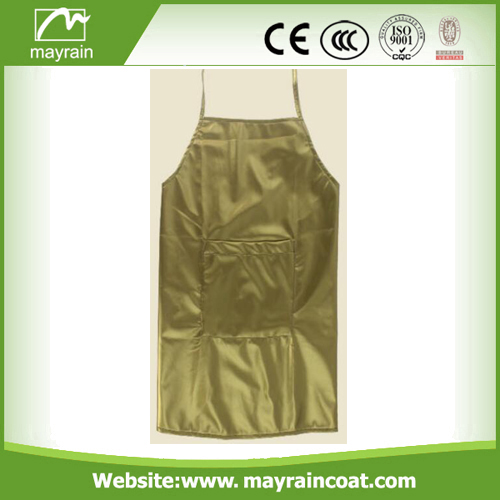Adult Apron with Colors Printing