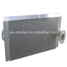 Алюминиевый ребристый масляный и водяной теплообменник для строительных машин