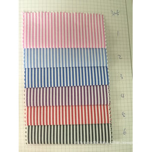 100% Cotton Y/D Stripe Fabric (ART NO. UYDFY3105)