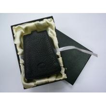 Hartschachtel, Klappbox für Lederwaren Geschenkset, Papierkarton