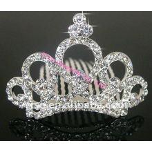 Kleine feststehende Krone