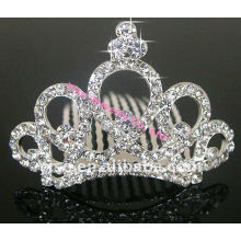 Corona de desfile pequeño