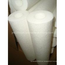 """Cartuchos filtrantes soplados de PP de 10 """"para tratamiento de agua"""