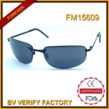 FM15609 Новый дизайн мужчин прохладно металла солнцезащитные очки UV400 Знакомьтесь CE FDA