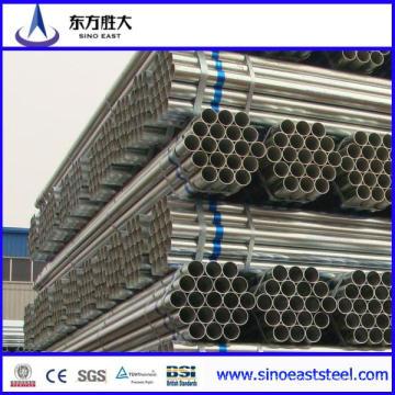 Tubo de aço pré-galvanizado
