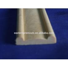 Mejor precio buena calidad Componentes de persiana veneciana / cenefa de basswood 50mm