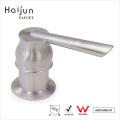 Haijun Wholesale Direct Custom Round Plastic Liquid Foam Soap Dispenser