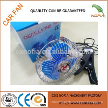 Good car interior cooling fan 12v car fan