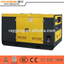 200KVA Sound proof diesel generator powered by lovol