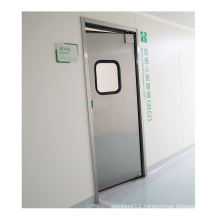 hospital stainless steel door for ward room/bathroom/office area
