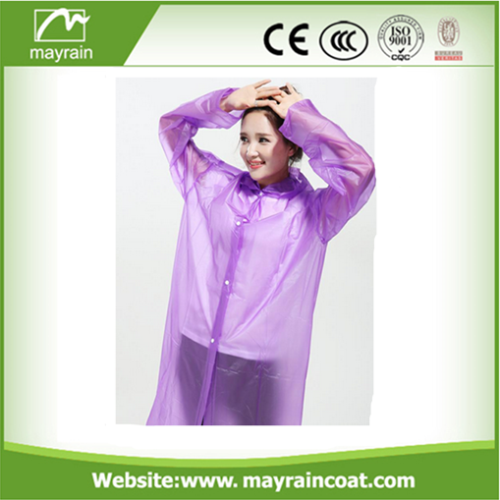 Disposable Raincoat with Quality