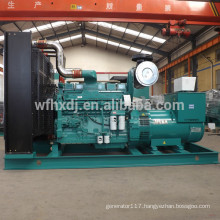 Hot sales CE ISO EPA SONCAP 10KVA-1875KVA big power diesel generator set with famous brand engine for hot sales
