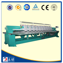 9 NEEDLES 10/12/20 HEADS FLAT EMBROIDERY MACHINE FROM LEJIA