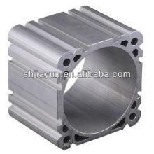 6063 Extrude Tubo de Cilindro Pneumático de Alumínio