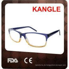 neue Produkte 2017 optische hochwertige Acetat Eyewear