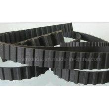 Courroie de distribution en caoutchouc, caoutchouc synchrone Double ceinture