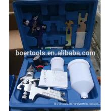 2pcs HVLP Spritzpistole Kit h827 H2000 Luftregler 2PCS-2