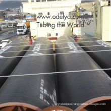 3LPE Coated SAW Steel Pipes