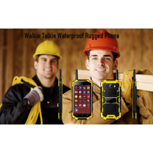 Walky Talkie Waterproof Rugged Phone