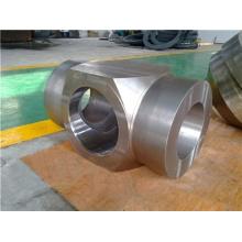 Cuerpo de válvula de forja de recipiente a presión