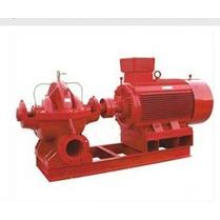Horizontal Double Suction Centrifugal Fire Fighting Water Pump
