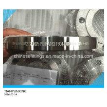En1092-2 Dn100 Aço Inoxidável F304 Chapa Flange de Aço