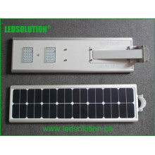 Integrated Solar LED Street Light for Road Lighting