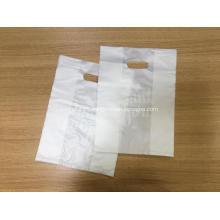 D Cutting Vest Plastic Shopping Bag