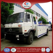 4 x2 Drive Dongfeng tow truck , wrecker