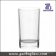 Popular Machine Pressing High White Drinking Glass Tumbler (GB01015606)