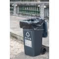 Saco de lixo resistente de plástico resistente