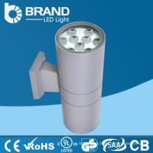 Alta qualidade de alumínio IP65 à prova d'água Exterior Wall LED Light 2x15W LED LED Wall Light Exterior