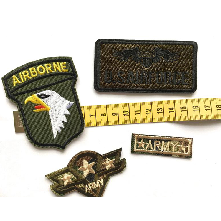 Army Patch Embroidery