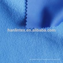 100% Polyester Trikot gebürstetes Gewebe für Sofa Futter